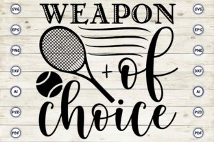 Weapon of Choice Graphic Print Templates By Craftartdigital21