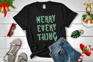 Print on Demand: Christmas Tshirt Design Graphic Print Templates By GraphicsCrowd