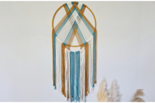 How to Create Macrame & Weaving Wall Hanging Classes By Rebecca Millar