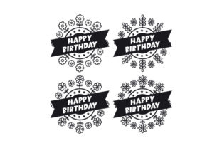 Birthday Stamps Birthday Craft Cut File By Creative Fabrica Crafts