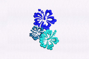 Fancy Flowers Bouquets & Bunches Embroidery Design By StitchersCorp