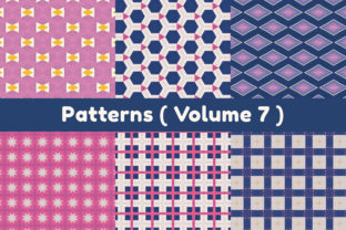 Patterns (Volume 7) Graphic Patterns By Picto Graphy