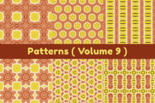 Patterns (Volume 9) Graphic Patterns By Picto Graphy