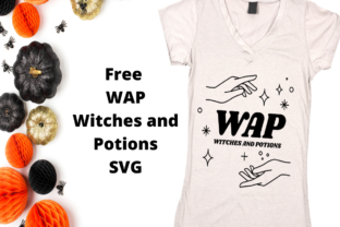 Witches and Potions Graphic Crafts By Creative Fabrica Freebies