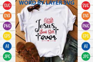 Jesus Best Gift Ever Svg Design Graphic Print Templates By SvgHouse