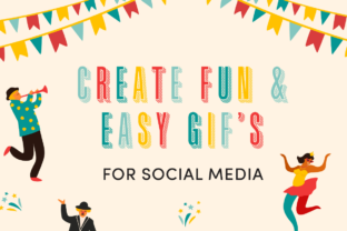 Learn to Create Easy & Fun GIFs for Social Media Classes By Krittika Mittal
