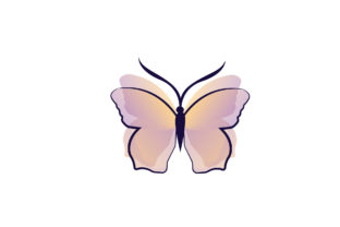 Butterfly Illustration Graphic Illustrations By bejosaklawasestudio