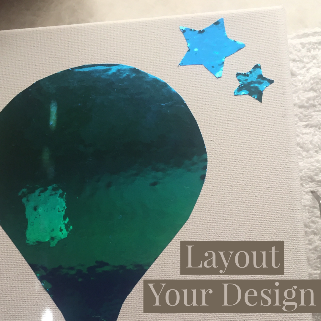 Layout your design