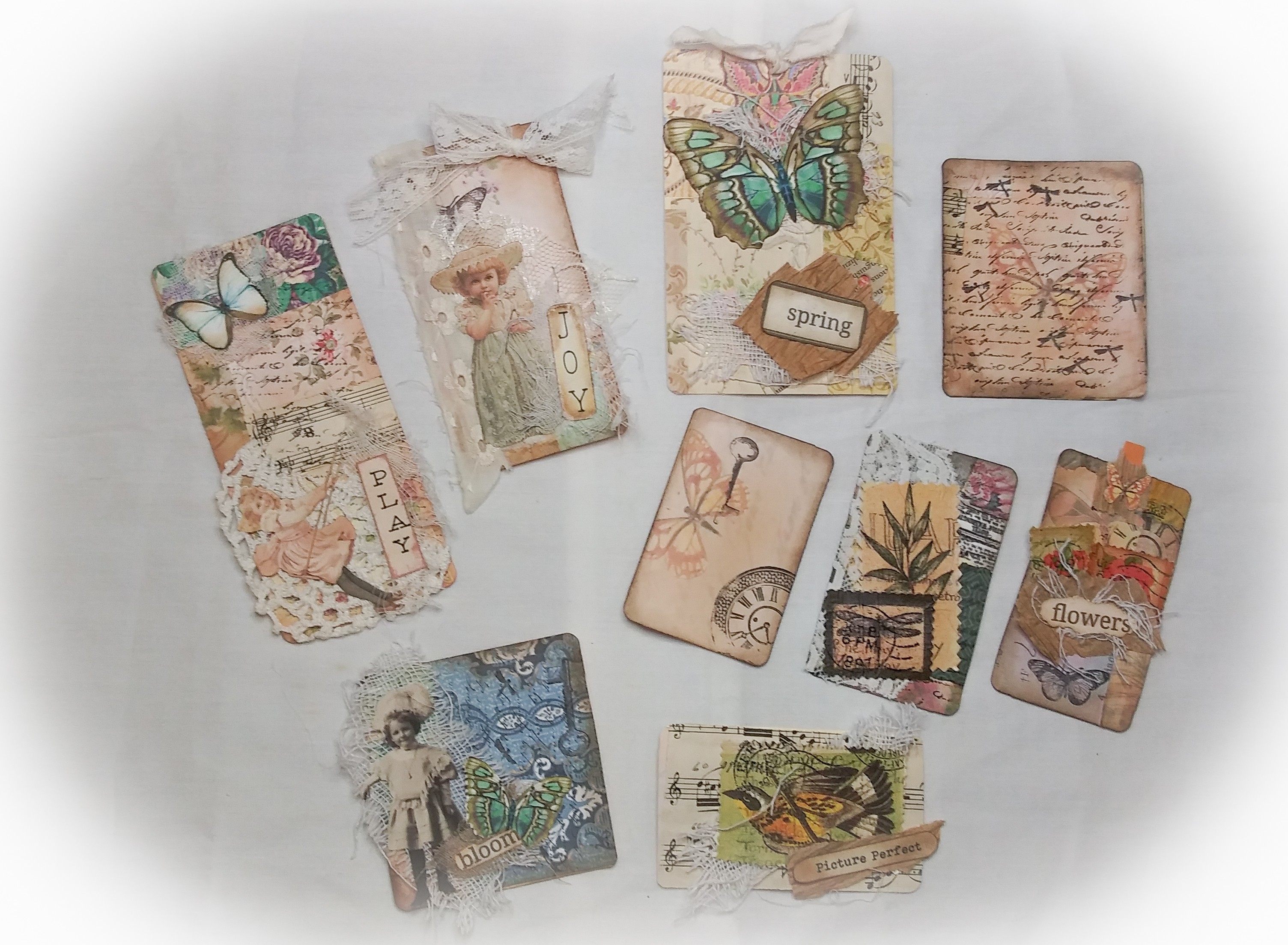 Decorated Tags