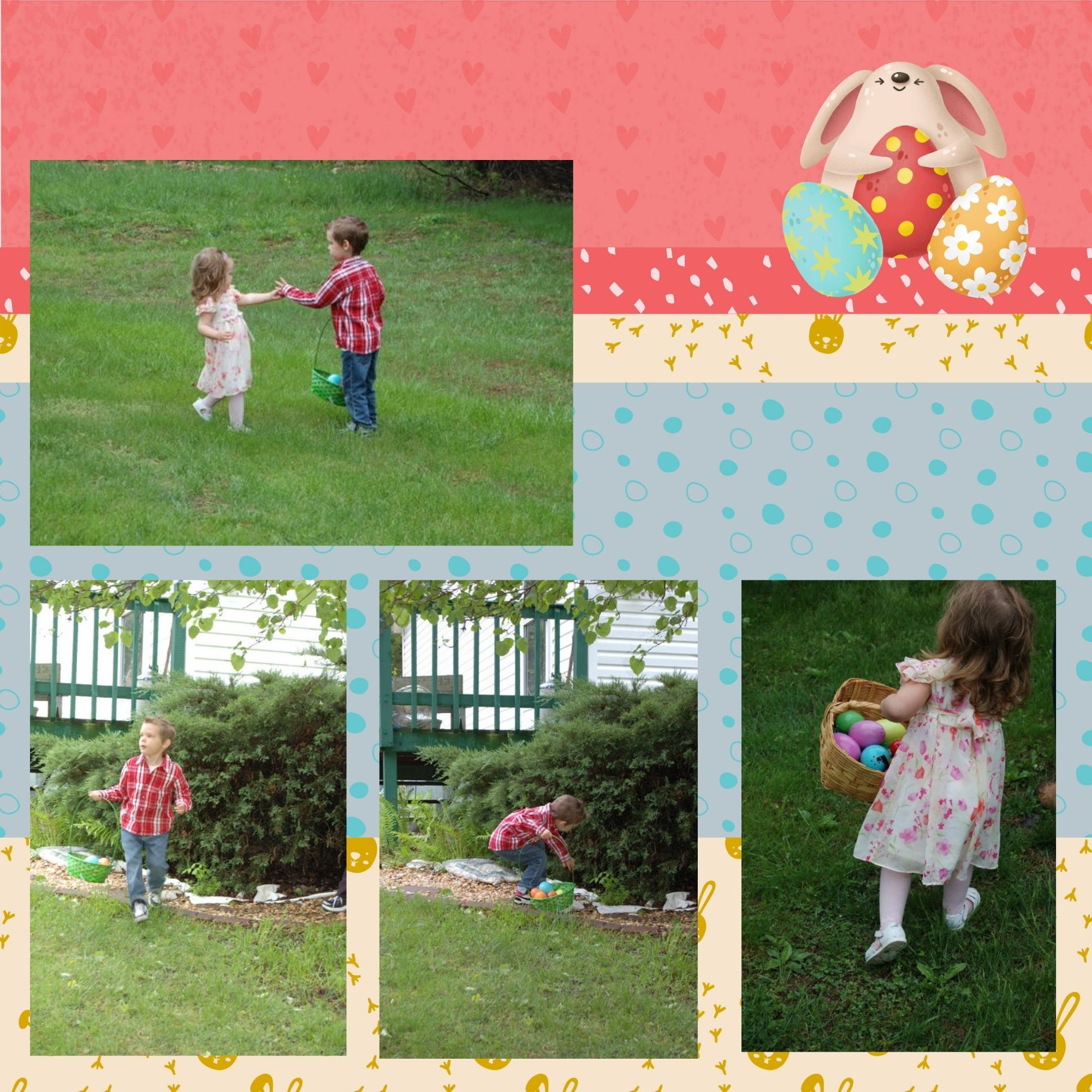 Easter Layout Page 2