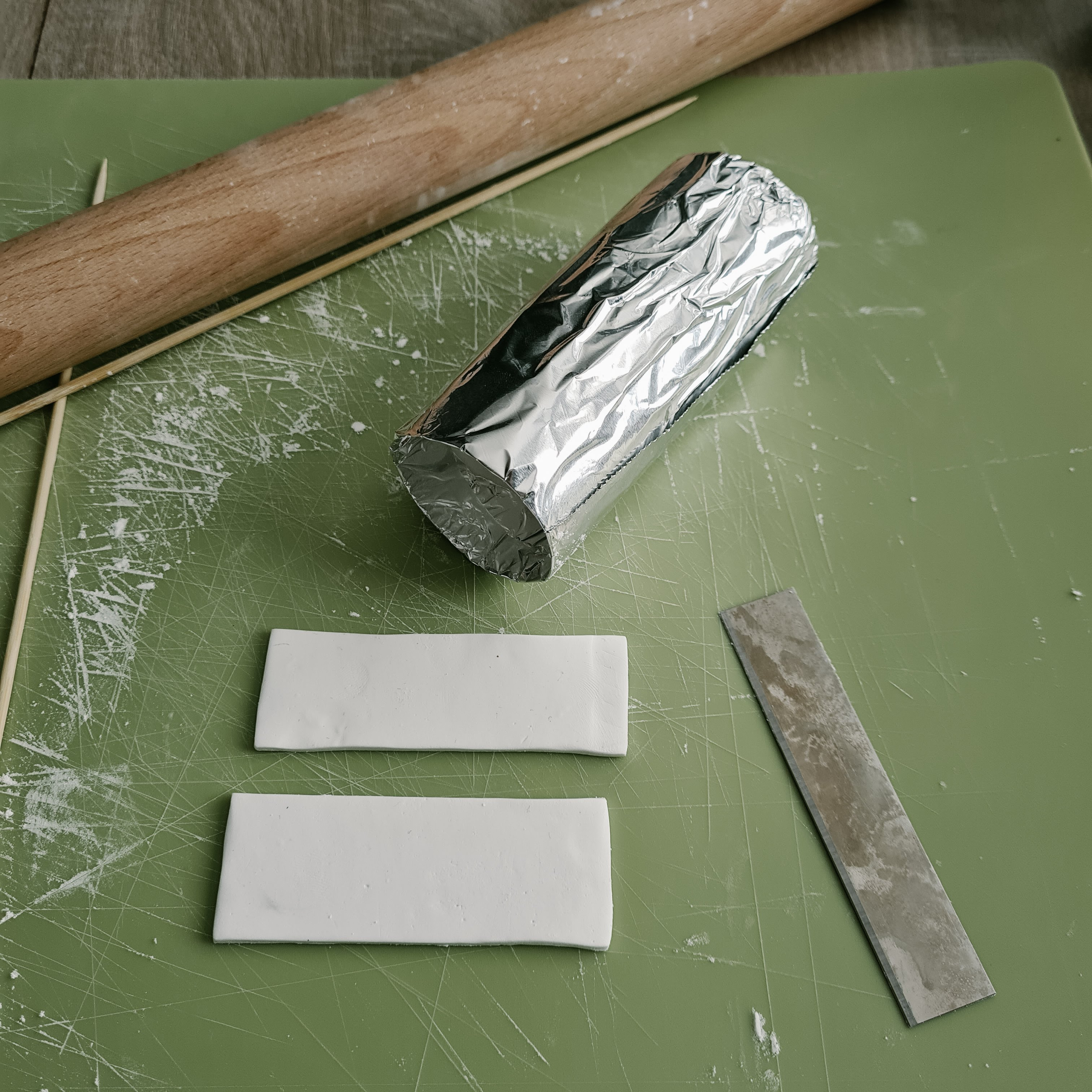 Clay Strips