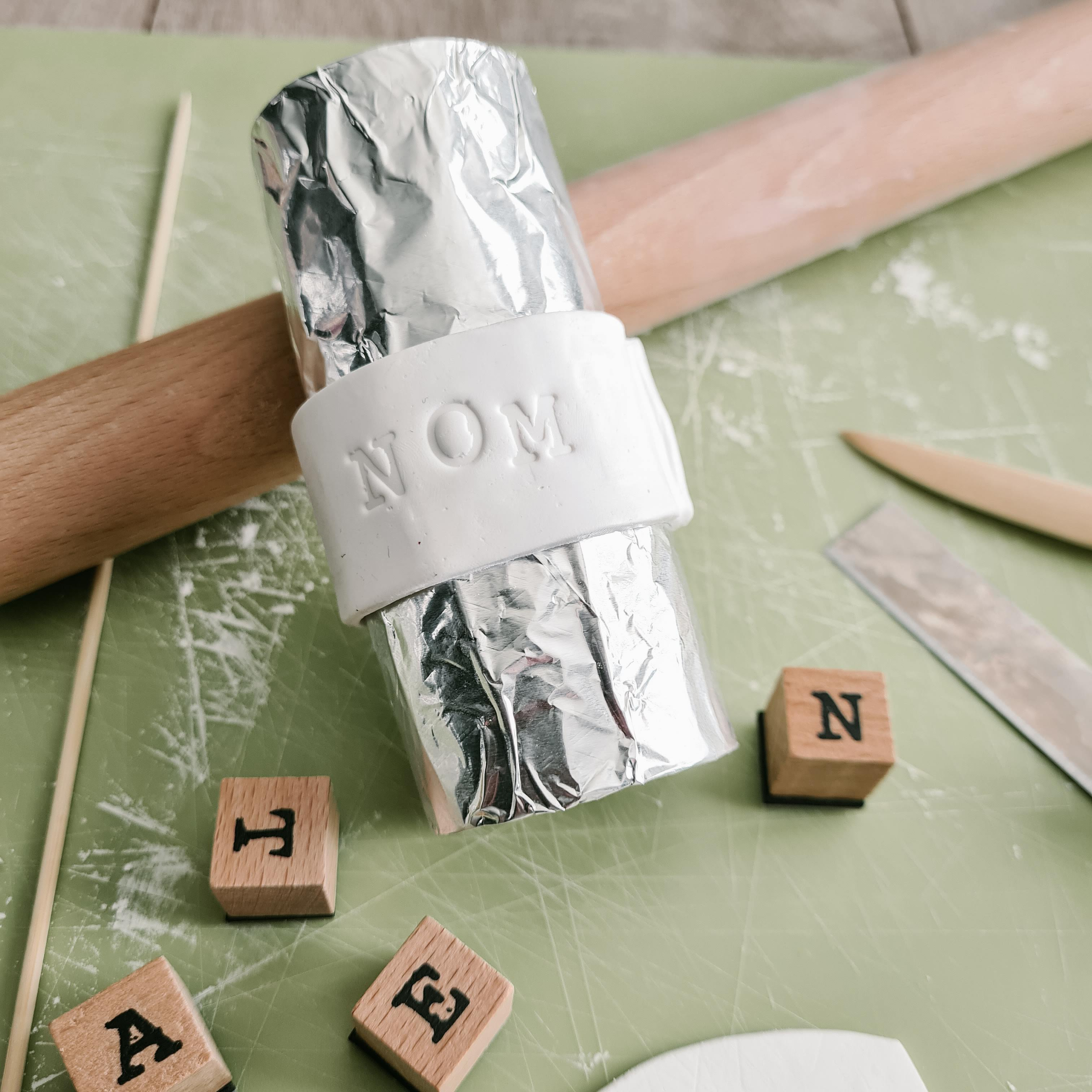 Personalise Using Stamps