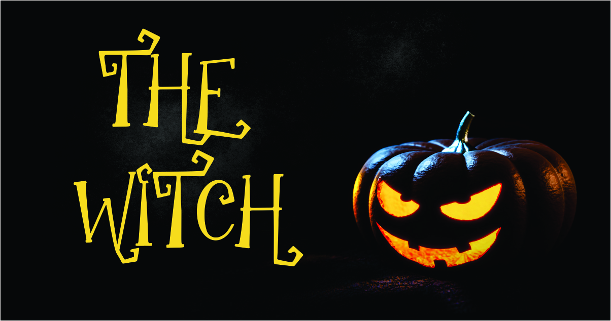 the witch font