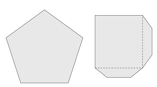 Box base shape and one side group as an example of what you are aiming for.