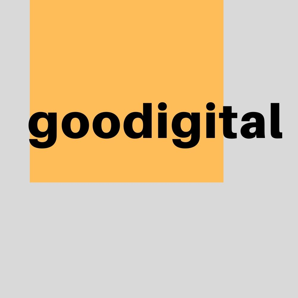 Goodigital's profile picture