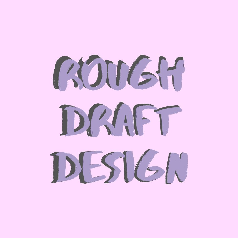 RoughDraftDesign's profile picture