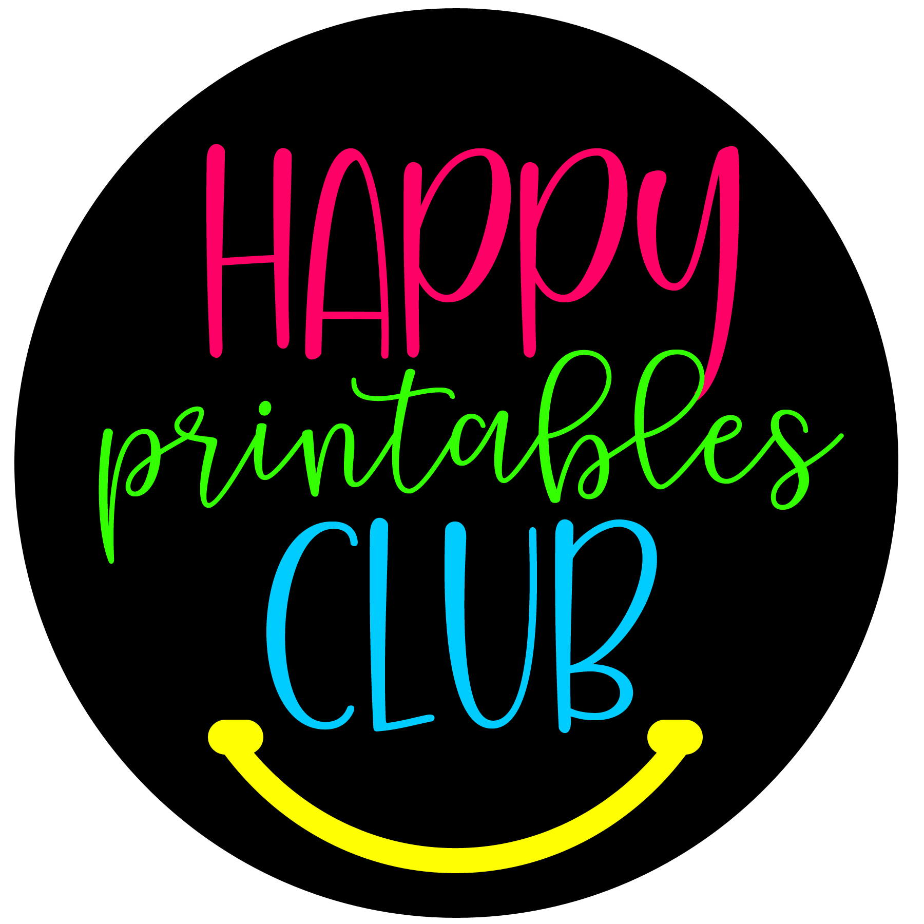 Happy Printables Club's profile picture