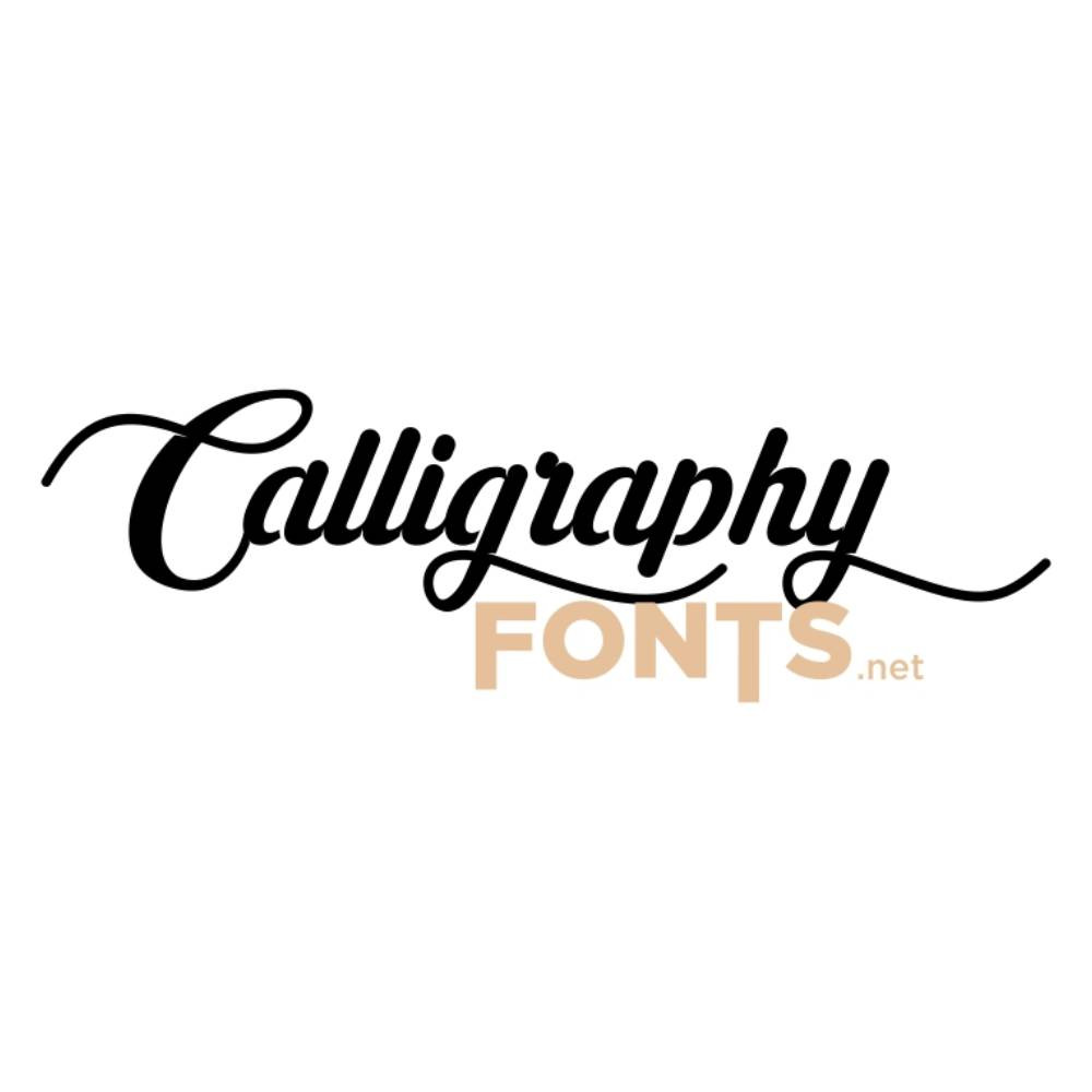 CalligraphyFonts's profile picture