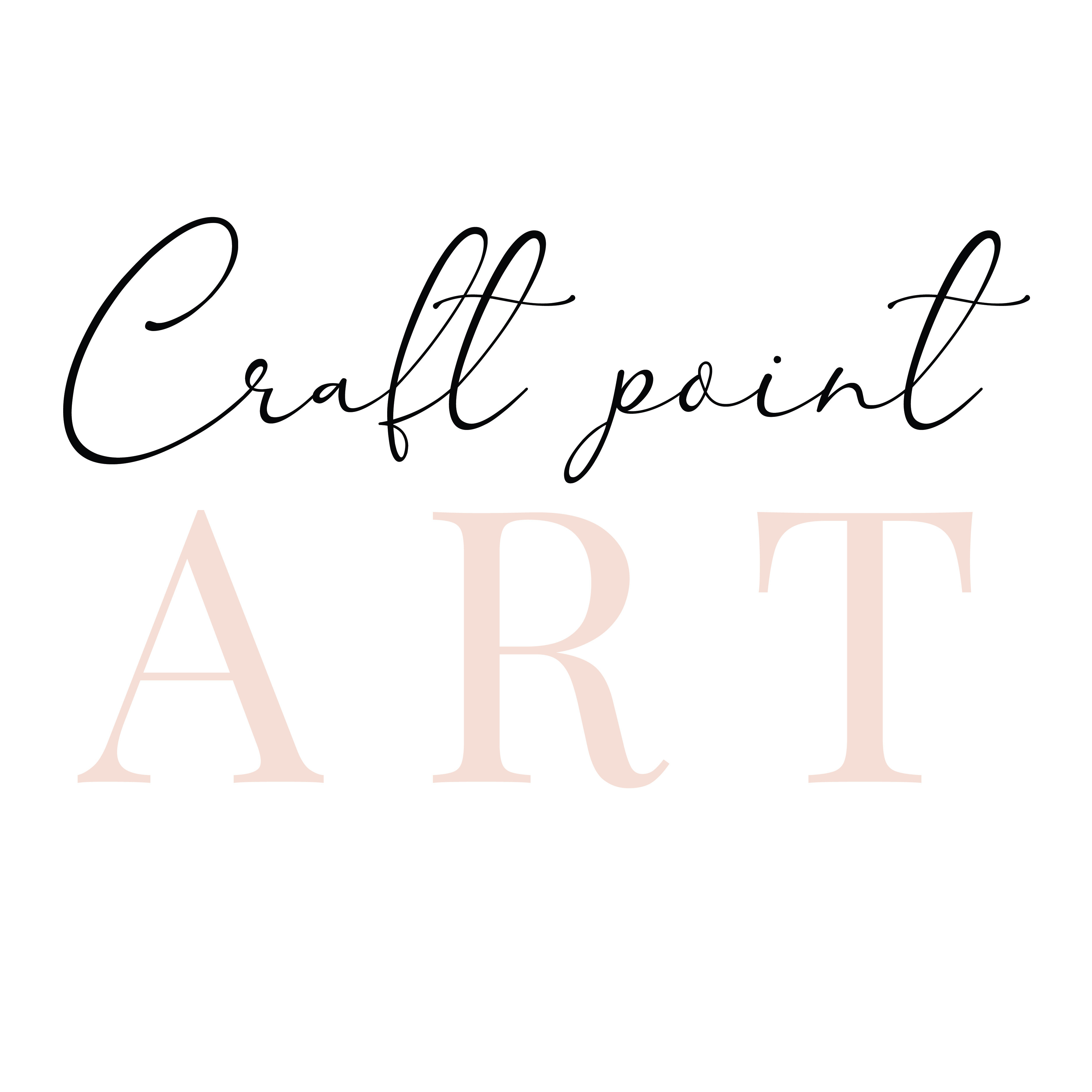 Craft Point Art's profile picture
