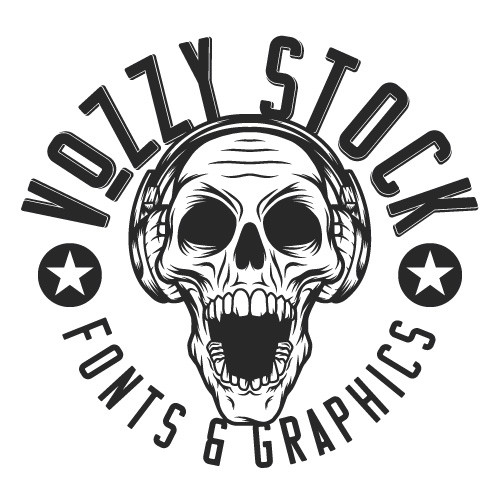 Vozzy Vintage Fonts And Graphics