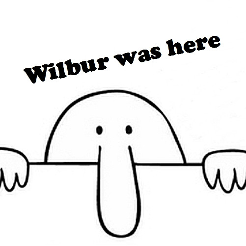 Wilbur was here's profile picture