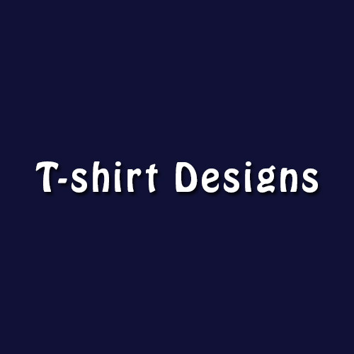 T-shirtDesigns's profile picture