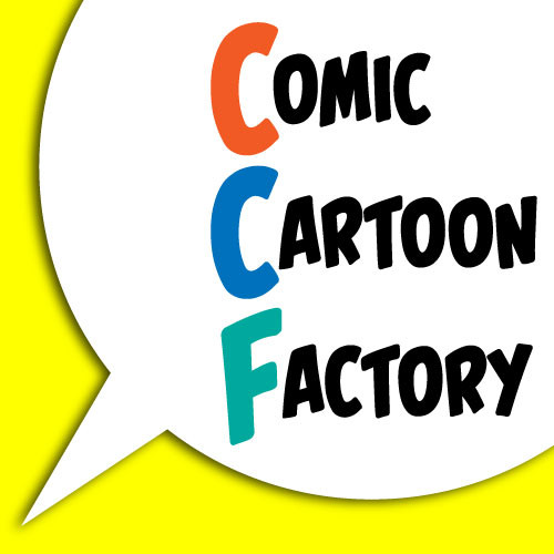 Comic And Cartoon Factory's profile picture