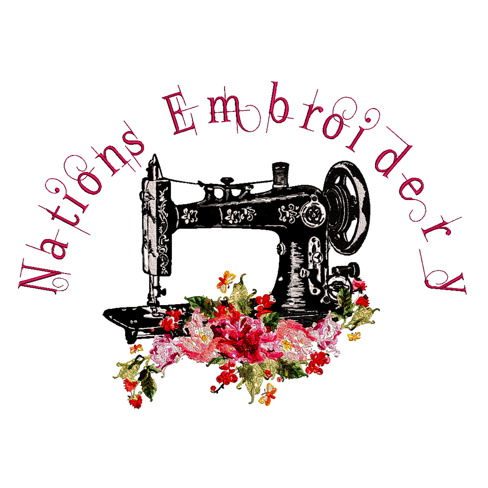 Nations Embroidery